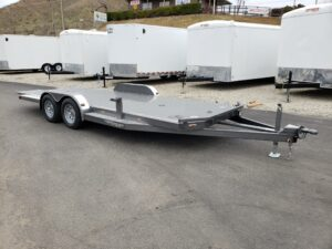 Eliminator 20ft 7K Tilt 'A' - Passenger side front 3/4 view