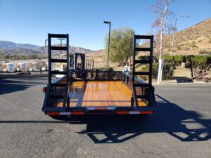 Rear view ramps up