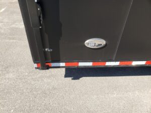 Wells Cargo MotorTrac - Shows side mounted reverse lights